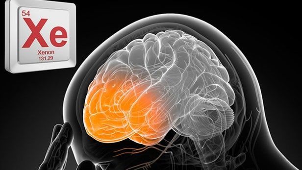 Xenon Traumatic Brain Injury